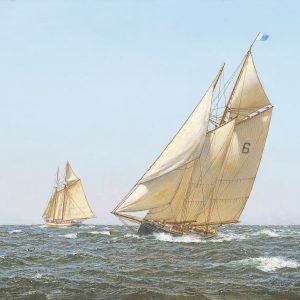 Maritime Paintings At Ocean House – Featuring Richard Loud