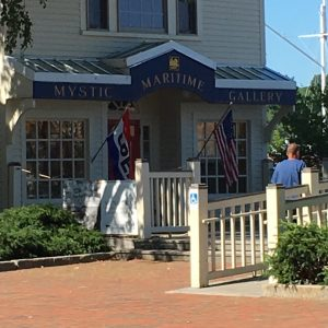 International Marine Art Exhibition And Sale At Mystic Seaport